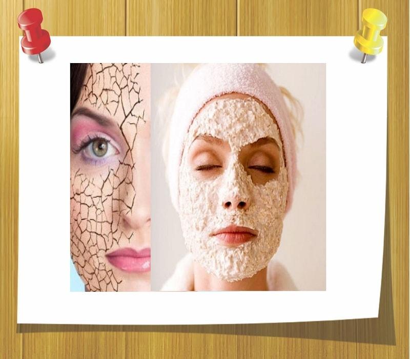 Сухая и чувствительная кожа лица маски в домашних условиях 375